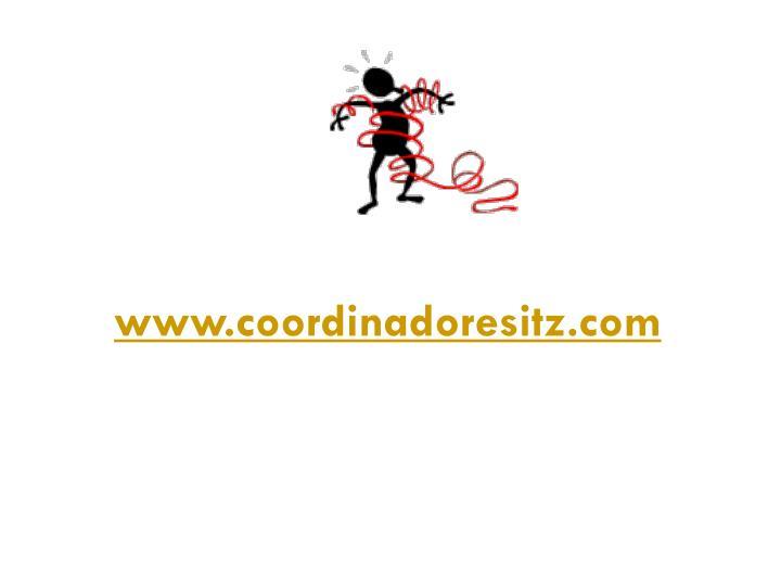 www.coordinadoresitz.com