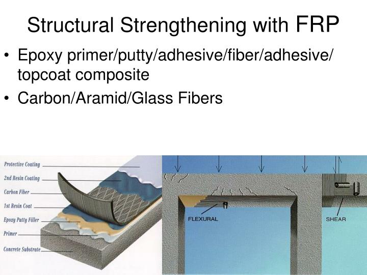 Structural Strengthening with