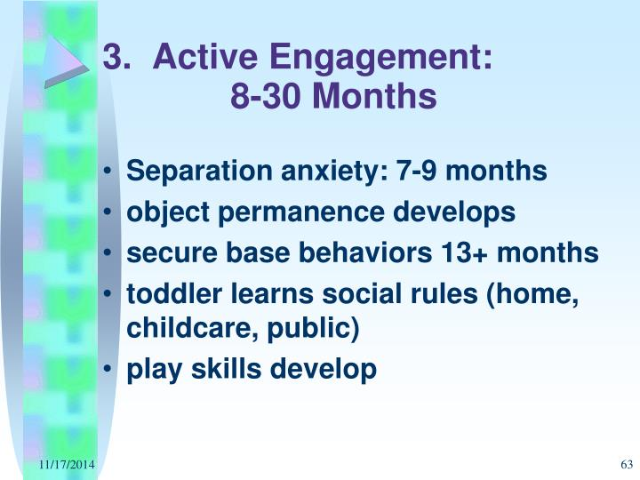 3.  Active Engagement: