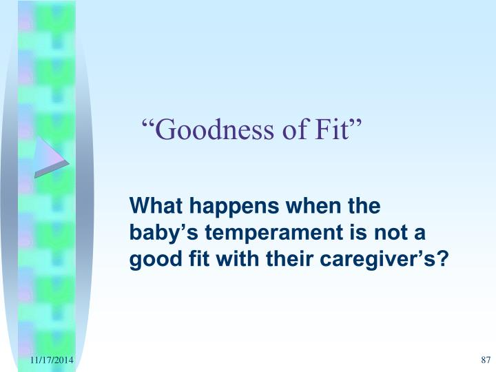 """Goodness of Fit"""