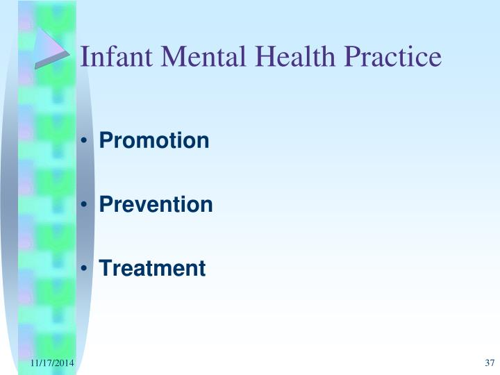 Infant Mental Health Practice