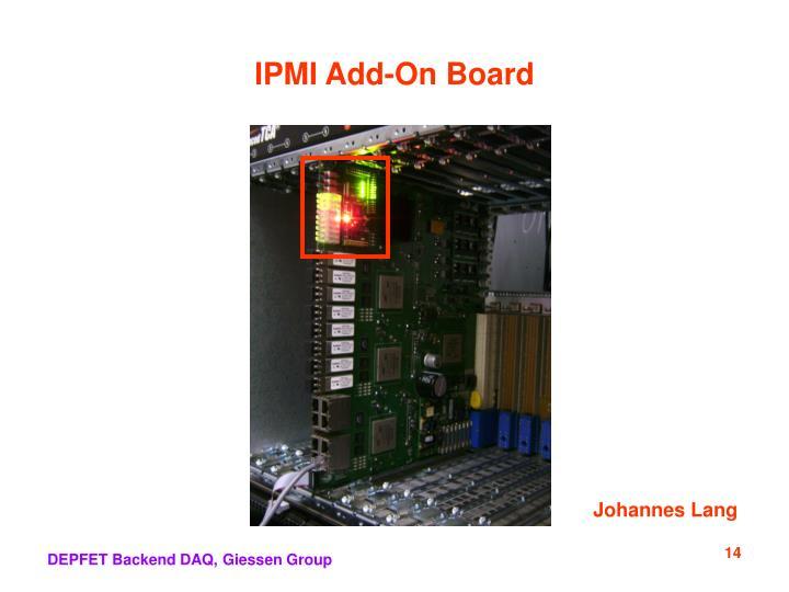 IPMI Add-On Board