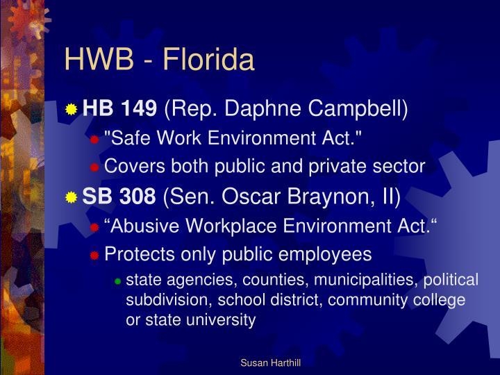 HWB - Florida