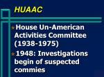huaac