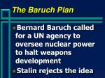 the baruch plan