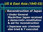 us east asia 1945 53