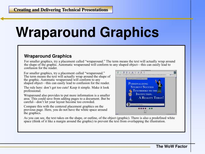 Wraparound Graphics