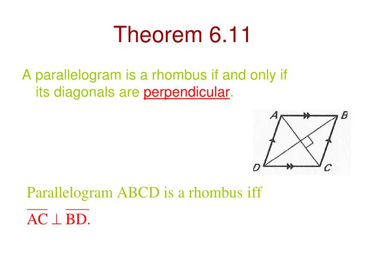 Theorem 6.11