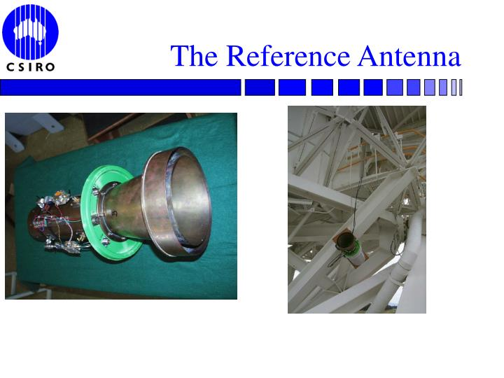The Reference Antenna