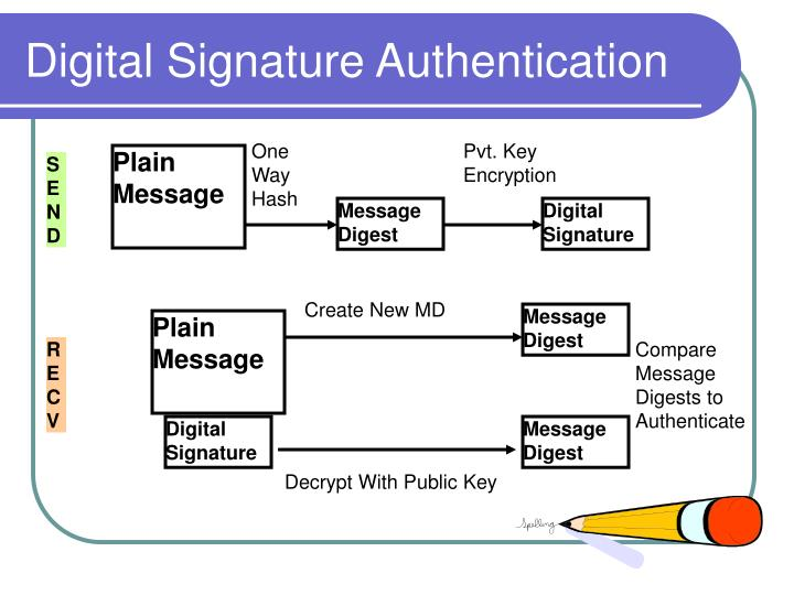 Digital Signature Authentication