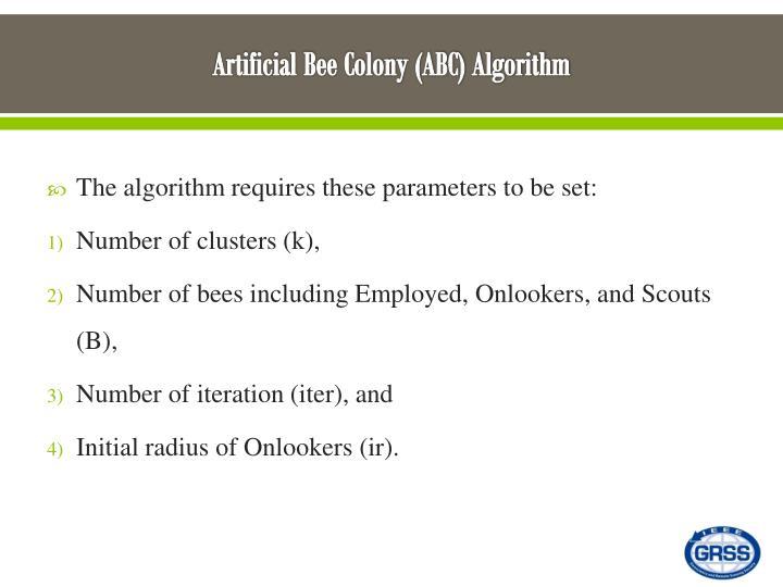 Artificial Bee Colony (ABC) Algorithm