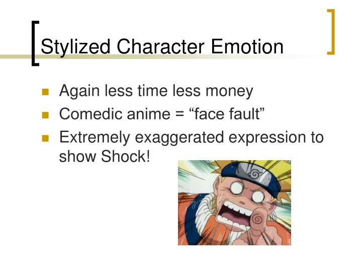 Stylized Character Emotion