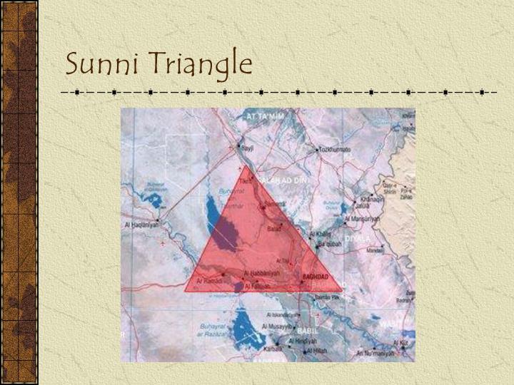 Sunni Triangle