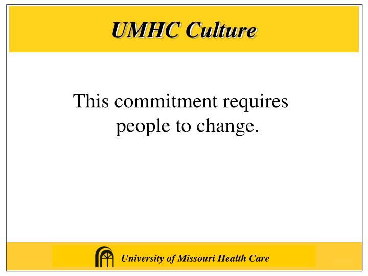 UMHC Culture