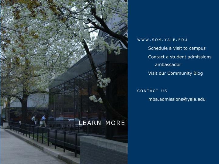 www.som.yale.edu