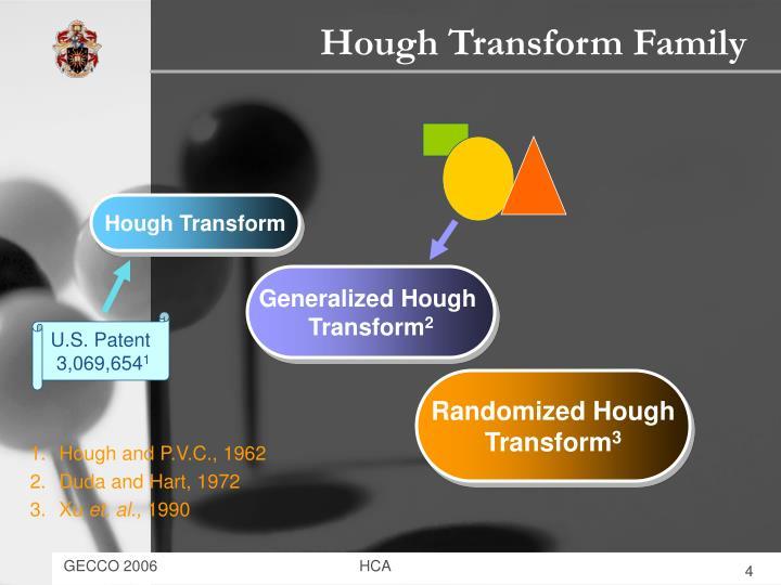 Hough Transform Family