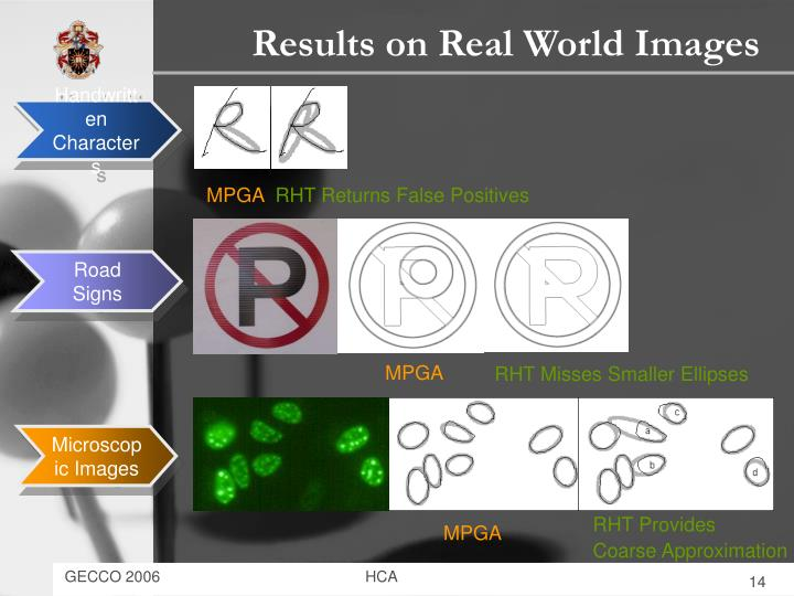 Results on Real World Images