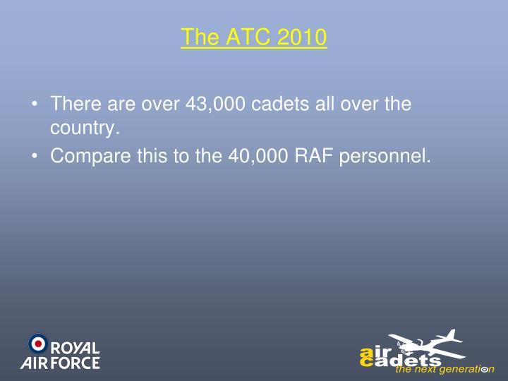 The ATC 2010