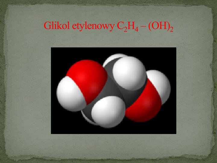 Glikol etylenowy C