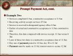 prompt payment act cont1