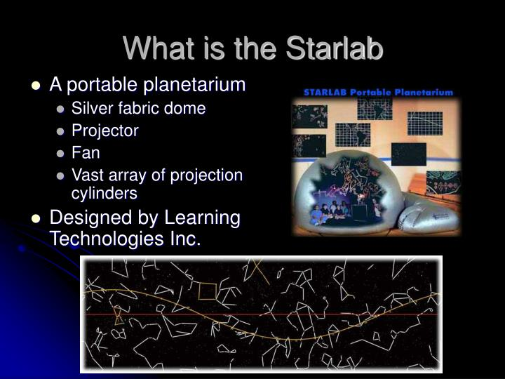 What is the Starlab