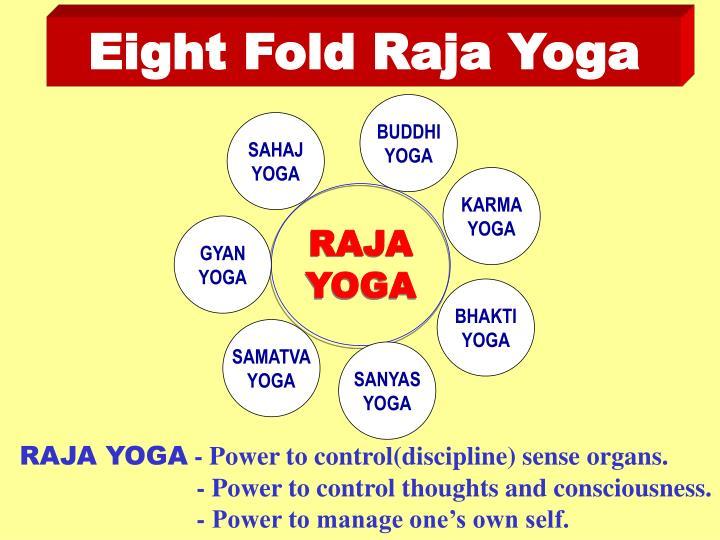 Eight Fold Raja Yoga