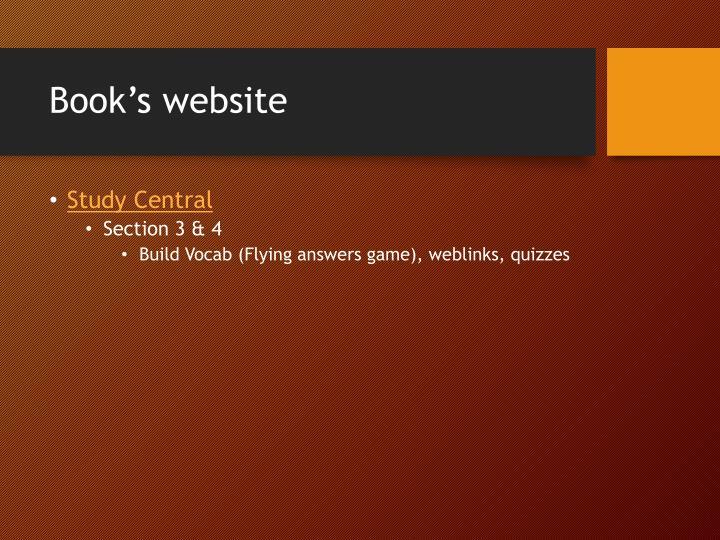 Book's website