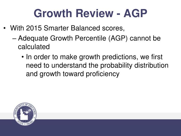 Growth Review - AGP