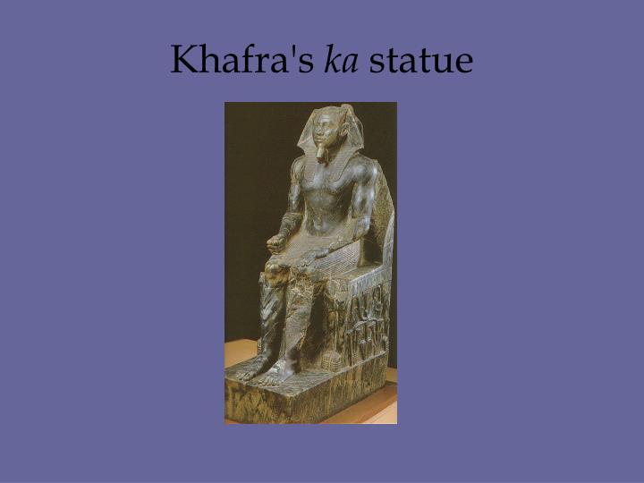 Khafra's