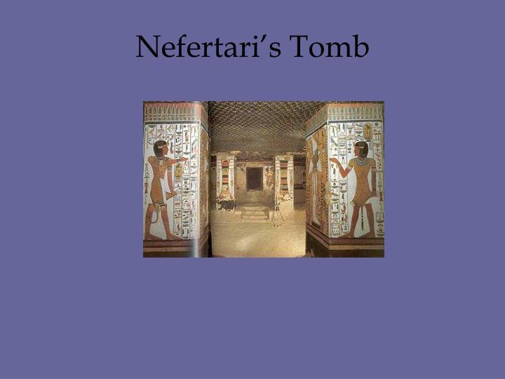 Nefertari's Tomb