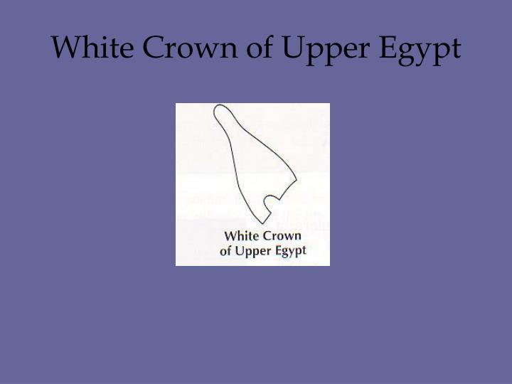 White Crown of Upper Egypt