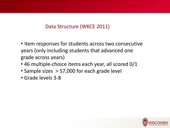 Data Structure (WKCE 2011)