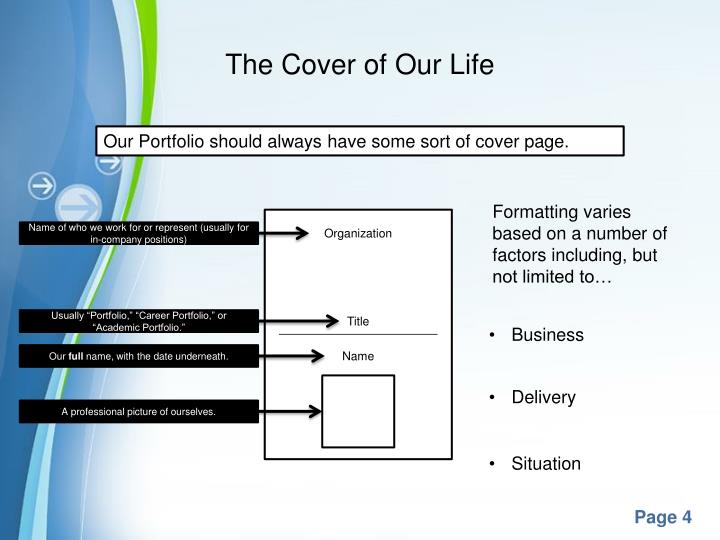 The Cover of Our Life