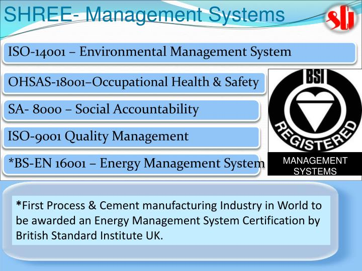SHREE- Management Systems