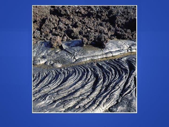 Basalt: igneous extrusive