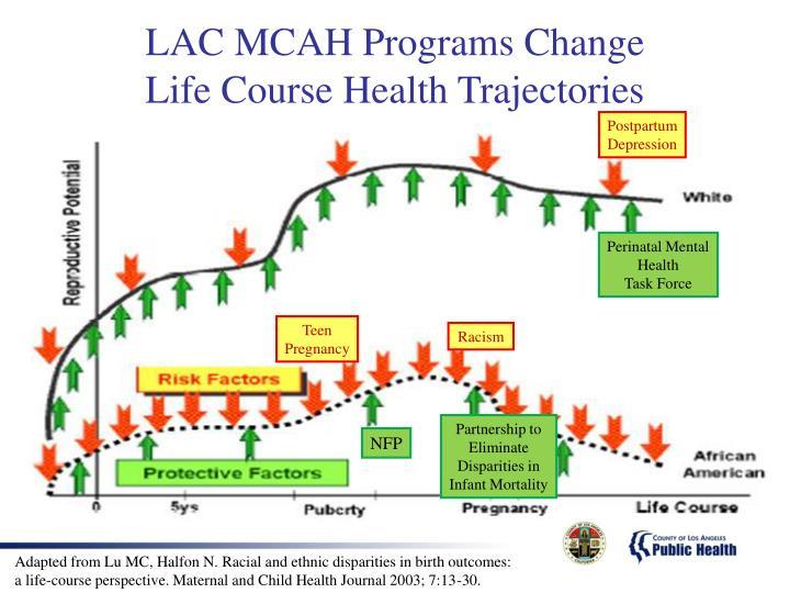 LAC MCAH Programs Change