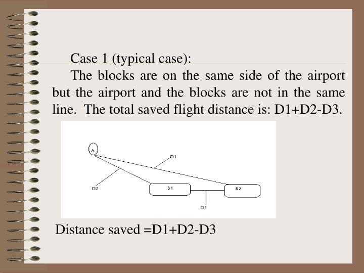 Case 1 (typical case):