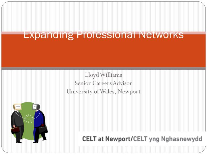 Expanding Professional Networks