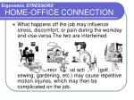 home office connection