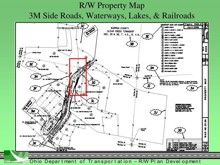 R/W Property Map