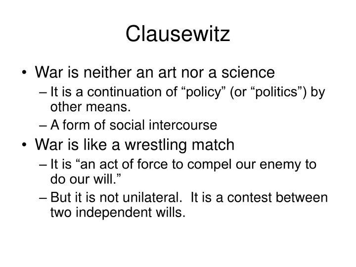 Clausewitz
