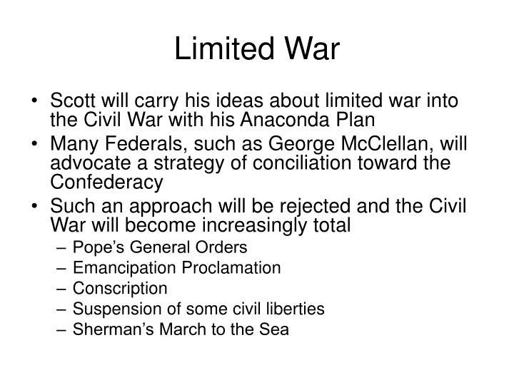 Limited War