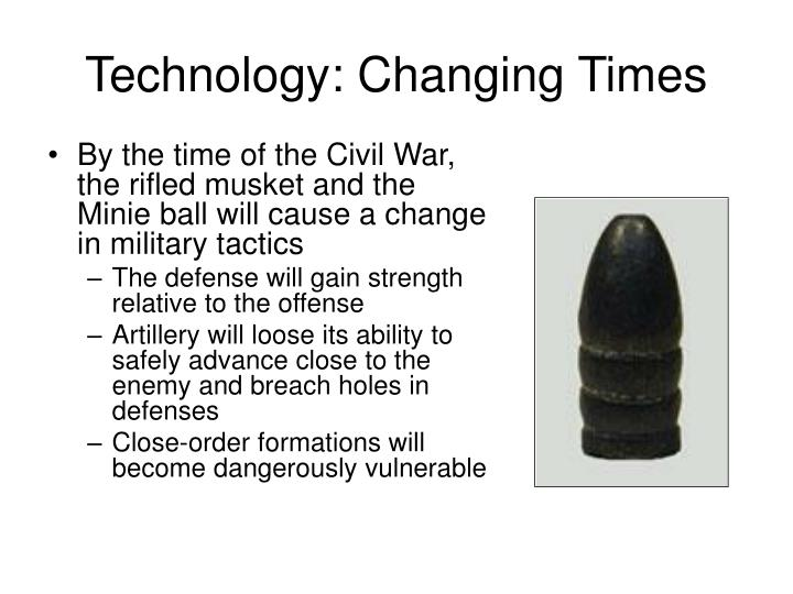 Technology: Changing Times