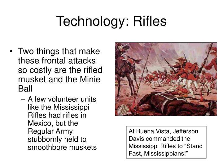 Technology: Rifles
