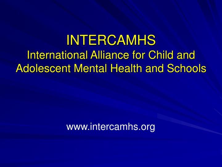 INTERCAMHS