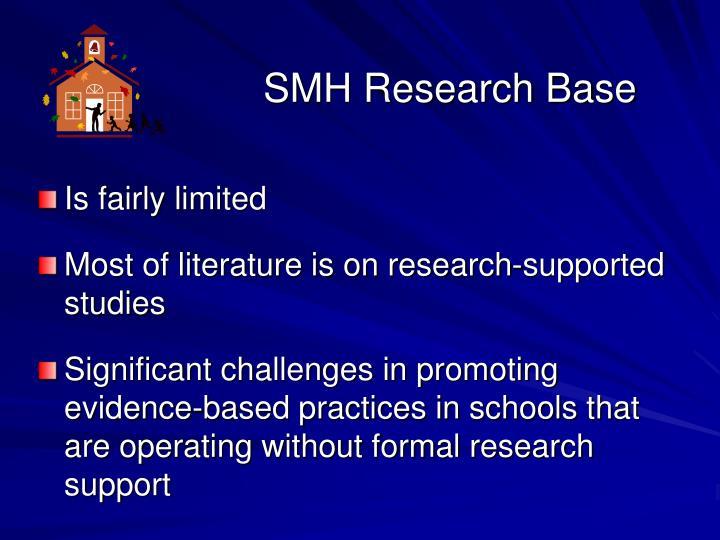 SMH Research Base