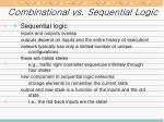 combinational vs sequential logic1