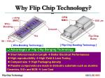 why flip chip technology