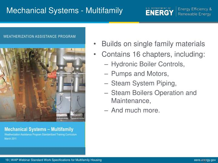 Mechanical Systems - Multifamily
