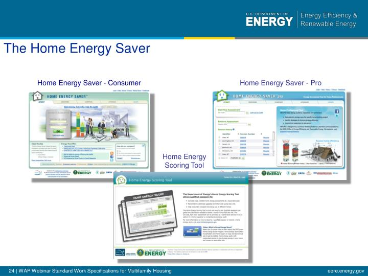 The Home Energy Saver